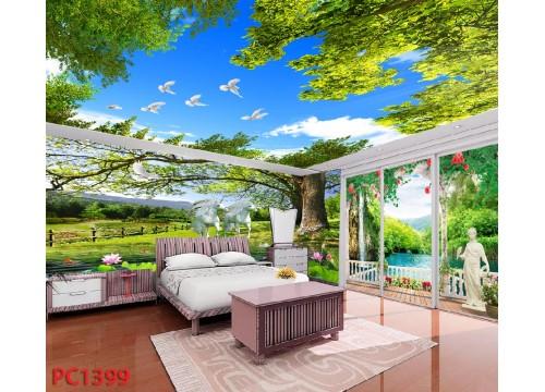 Tranh Phong Cảnh PC1399