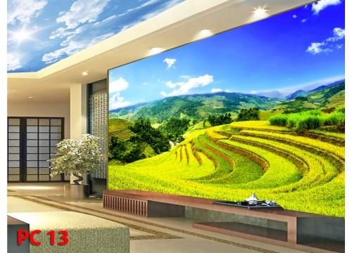 Tranh Phong Cảnh PC13