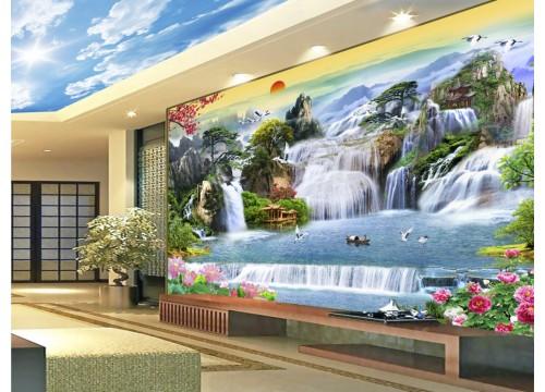 Tranh Phong Thủy PT283