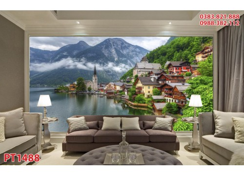 Tranh Phong Cảnh PC1488