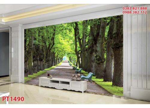 Tranh Phong Cảnh PC1490