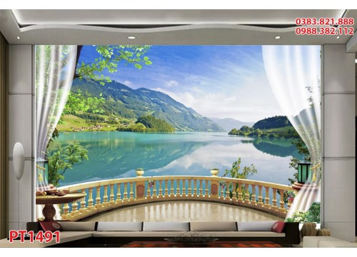 Tranh Phong Cảnh PC1491