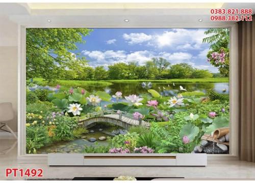 Tranh Phong Cảnh PC1492