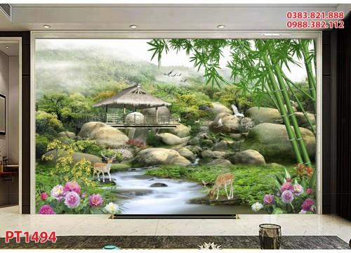 Tranh Phong Cảnh PC1494
