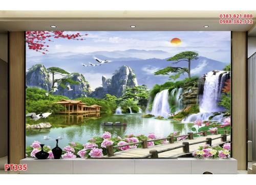 Tranh Phong Thủy PT335