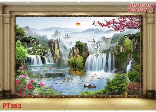 Tranh Phong Thủy PT362