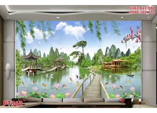 Tranh Phong Thủy PT363