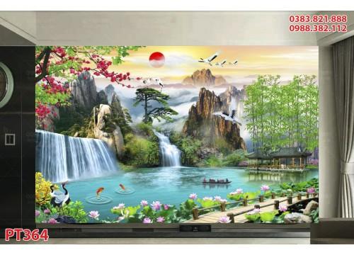 Tranh Phong Thủy PT364