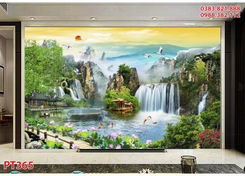 Tranh Phong Thủy PT365