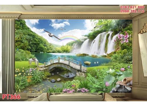 Tranh Phong Thủy PT366