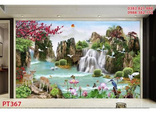 Tranh Phong Thủy PT367