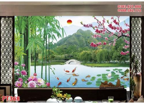 Tranh Phong Thủy PT368