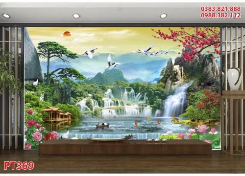 Tranh Phong Thủy PT369