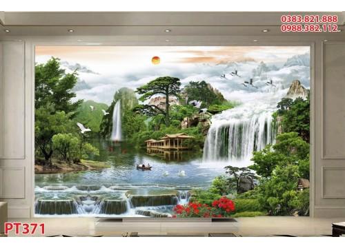 Tranh Phong Thủy PT371