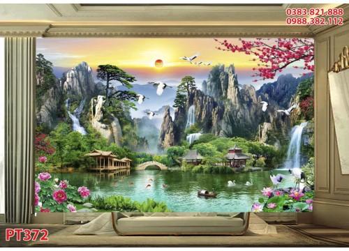 Tranh Phong Thủy PT372