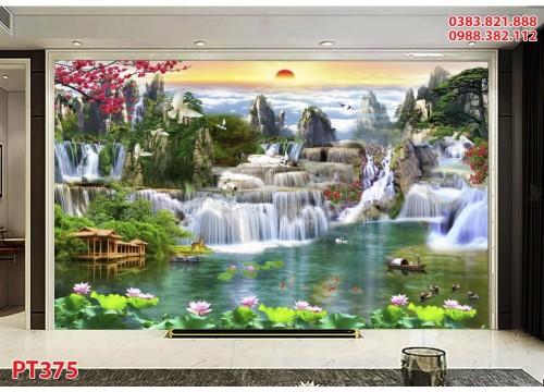 Tranh Phong Thủy PT375