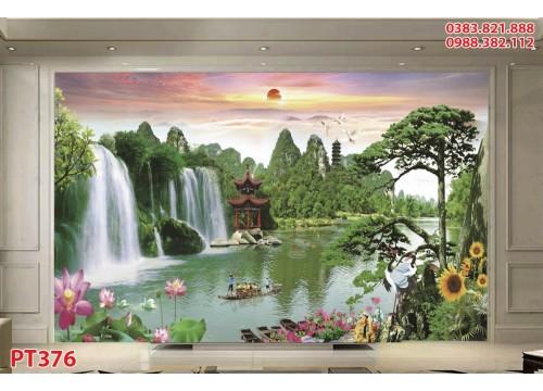 Tranh Phong Thủy PT376