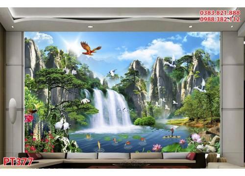 Tranh Phong Thủy PT377