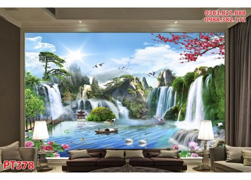 Tranh Phong Thủy PT378