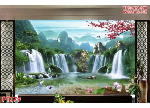 Tranh Phong Thủy PT379