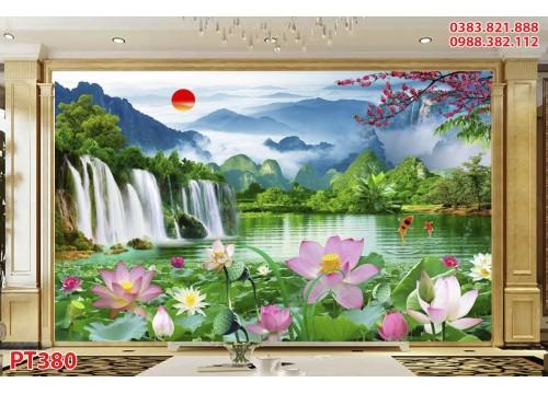 Tranh Phong Thủy PT380