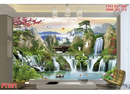 Tranh Phong Thủy PT381