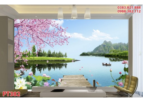 Tranh Phong Thủy PT382