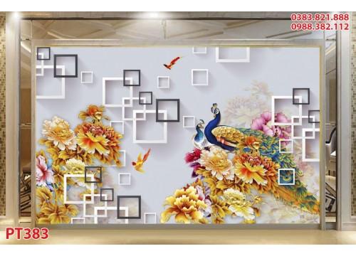 Tranh Phong Thủy PT383