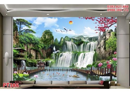 Tranh Phong Thủy PT386