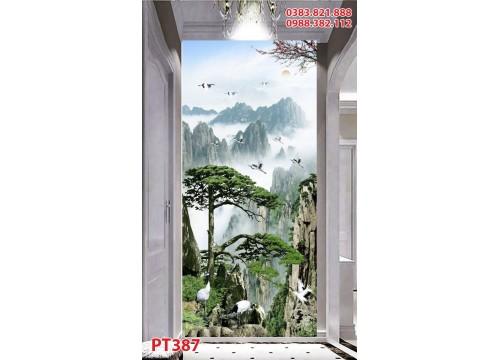 Tranh Phong Thủy PT387