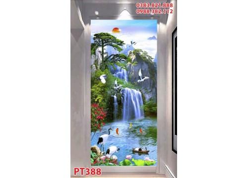 Tranh Phong Thủy PT388