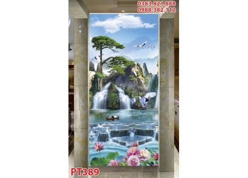 Tranh Phong Thủy PT389