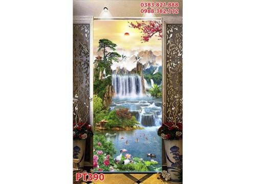 Tranh Phong Thủy PT390