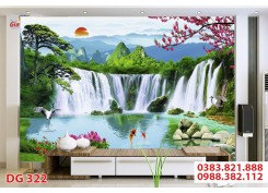 Tranh Phong Thủy PT322