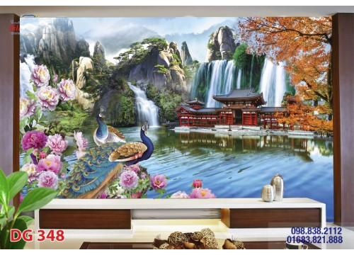Tranh Phong Thủy PT348