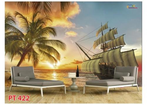 Tranh Cảnh Biển CB422