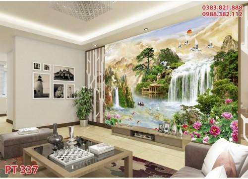 Tranh Phong Thủy PT337