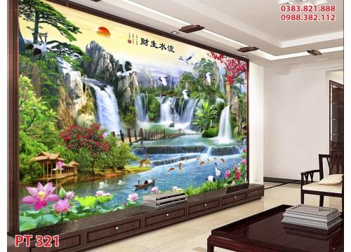 Tranh Phong Thủy PT321