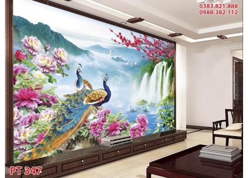 Tranh Phong Thủy PT347