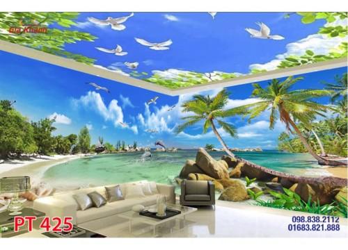 Tranh Cảnh Biển CB425