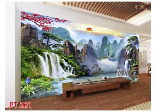 Tranh Phong Thủy PT261