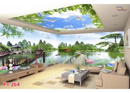 Tranh Phong Thủy PT264