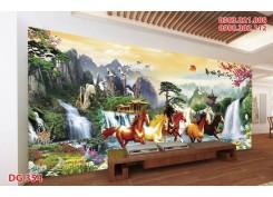 Tranh Phong Thủy PT354
