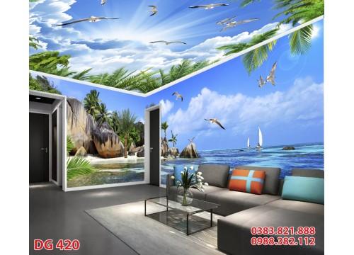 Tranh Cảnh Biển CB420