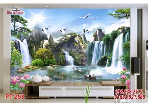 Tranh Phong Thủy PT263