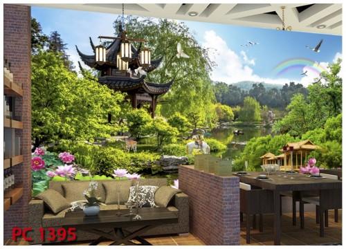 Tranh Phong Cảnh PC1395