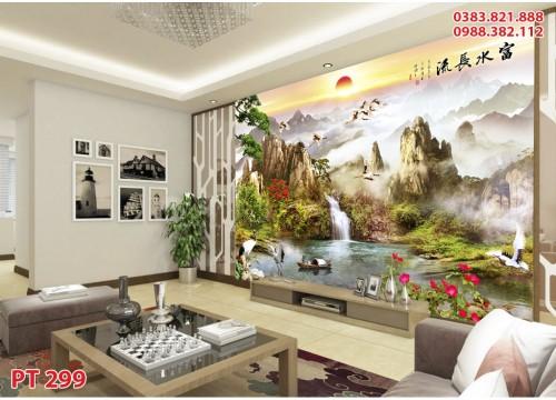 Tranh Phong Thủy PT299