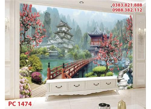 Tranh Phong Cảnh PC1474
