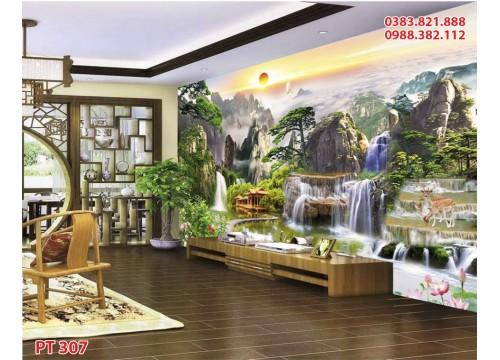 Tranh Phong Thủy PT307
