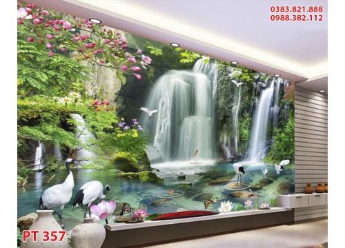 Tranh Phong Thủy PT357